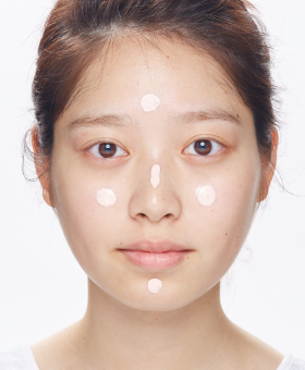 化粧下地で、きめこまやかな肌をつくるポイント
