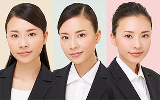 職種別、業種別で考える就活メイク2020